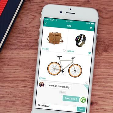 跨境社交购物 App:BuyAi