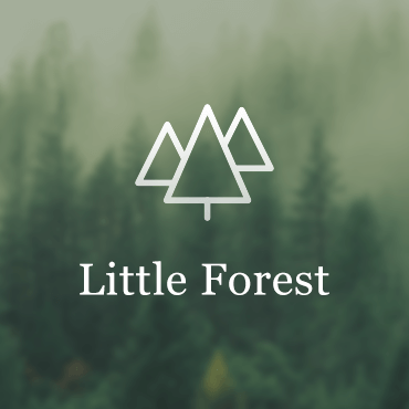 Little Forest(小森林)主题页面设计